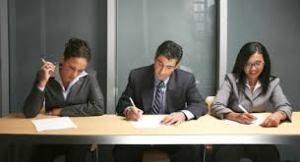Recruter le bon candidat: panel d'entrevue