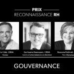 Desnoyers ressources et conseils, spécialiste en recherche de cadres. Guillaume Desnoyers en nomination pour le prix Gouvernance.