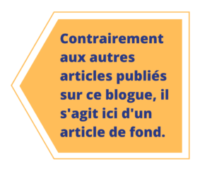 Long texte : noter qu'il s'agit d'un article de fond